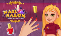 Nail Salon – Marie's Girl Games