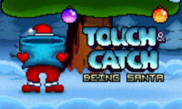 Touch and Catch Being Santa